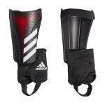 Adidas Predator 20 Match Shinguards - BLACK/ACTIVE RED Adidas Predator 20 Match Shinguards - BLACK/ACTIVE RED