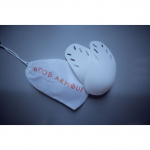 BOOB Armour Protective Sports Inserts - WHITE BOOB Armour Protective Sports Inserts - WHITE
