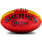 Sherrin Precision Synthetic Football - RED Sherrin Precision Synthetic Football - RED
