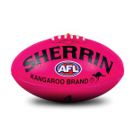 Sherrin Synthetic Football - PINK Sherrin Synthetic Football - PINK