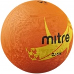 Mitre Oasis Netball - Orange/Yellow Mitre Oasis Netball - Orange/Yellow