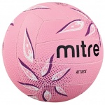 Mitre Attack Netball - PINK/PURPLE Mitre Attack Netball - PINK/PURPLE
