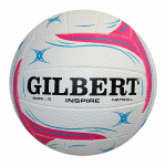 Gilbert Inspire Training Netball - WHITE Gilbert Inspire Training Netball - WHITE