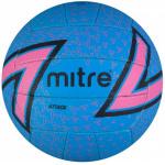Mitre Attack F18 Netball - BLUE Mitre Attack F18 Netball - BLUE