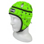 Madison Air Flo Neon Headguard - Neon Green Madison Air Flo Neon Headguard - Neon Green