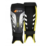 GRAYS G800 Shinguards - Black/Yellow GRAYS G800 Shinguards - Black/Yellow