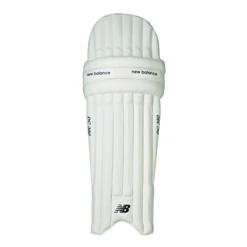 New Balance DC 380 Junior Batting Pads - 2016/2017