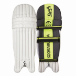 Kookaburra Obsidian Pro 900 Junior Dual Wing Batting Pads Kookaburra Obsidian Pro 900 Junior Dual Wing Batting Pads