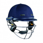 Masuri Vision Series Test Steel Cricket Helmet - Navy