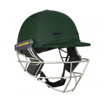 Masuri Vision Series Test Steel Cricket Helmet - Green Masuri Vision Series Test Steel Cricket Helmet - Green