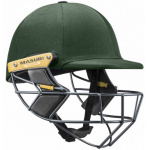 MASURI OS MK2 Test Titanium Cricket Helmet - GREEN MASURI OS MK2 Test Titanium Cricket Helmet - GREEN