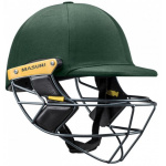 MASURI OS MK2 Elite STEEL Cricket Helmet - GREEN MASURI OS MK2 Elite STEEL Cricket Helmet - GREEN