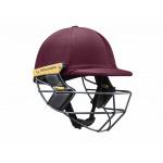 Masuri OS MK2 Test Steel Cricket Helmet - MAROON Masuri OS MK2 Test Steel Cricket Helmet - MAROON