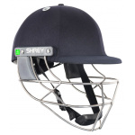 SHREY KOROYD Titanium Visor Cricket Helmet - NAVY SHREY KOROYD Titanium Visor Cricket Helmet - NAVY