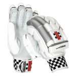 Gray-Nicolls Silver Adults Batting Gloves Gray-Nicolls Silver Adults Batting Gloves