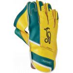 Image 2: Kookaburra Pro Players Adults Wicket Keeping Gloves - 2019/2020