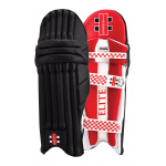 Gray-Nicolls Elite Adults Batting Pads - BLACK - 2019/2020 Gray-Nicolls Elite Adults Batting Pads - BLACK - 2019/2020