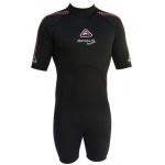 Adrenalin Aquasport 2mm Adults Spring Suit - BLACK Adrenalin Aquasport 2mm Adults Spring Suit - BLACK